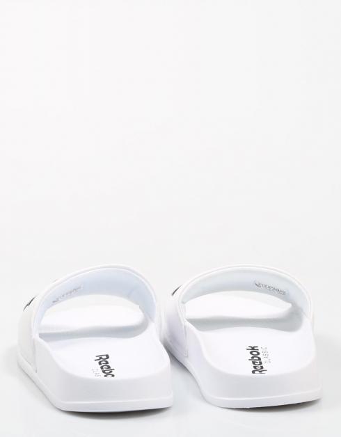 Sandales Reebok Sandales Slide Slide Slide Reebok Classique Reebok Blanc Sandales Classique Blanc gwSq7xnEw