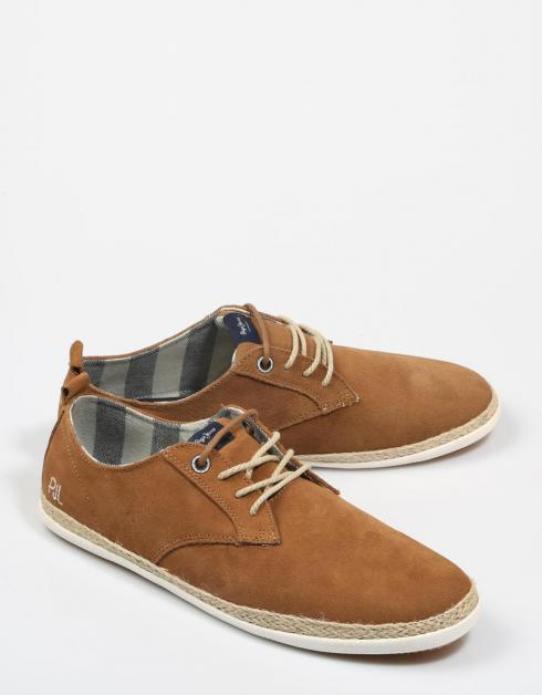 Chaussures Pepe Jeans En Cuir Maui abordable wdWCIv