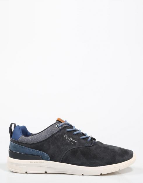 Zapatos Pepe Jeans JAYDEN en Azul marino