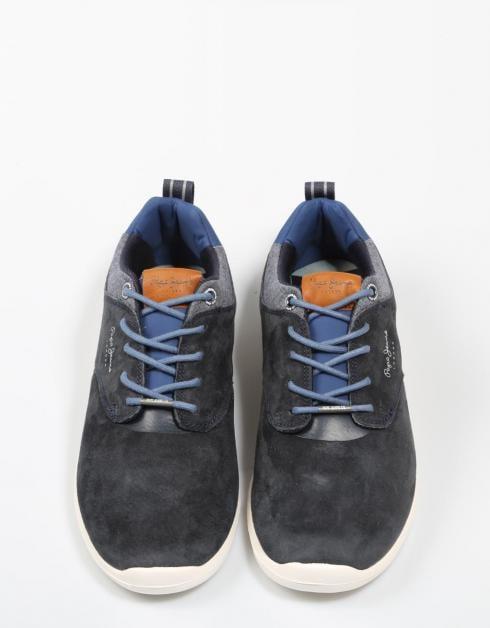 Jayden Bleu Jayden Pepe Pepe Marine Jeans Chaussures 7nAq0vB