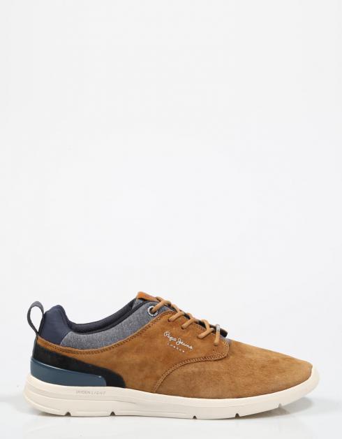 Jean Chaussures En Cuir Pepe Jayden