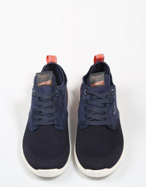 Zapatillas Pepe Jeans JAYDEN en Azul marino