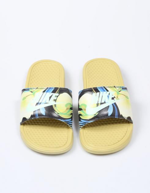 Zapatillas Nike BENASSI JDI en Beige