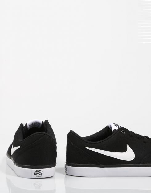 Nike Sjekke Solar Cnvs I Svart ekte online utløps nettsteder VDjF1bnvw