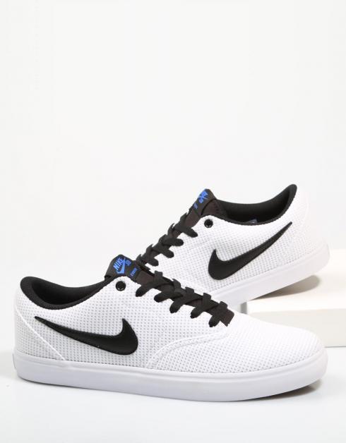 Zapatillas Nike CHECK SOLAR CNVS en Blanco