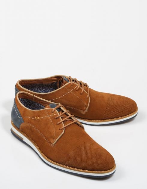 Zapatos Coxx MBRUFEN 110.02 en Cuero