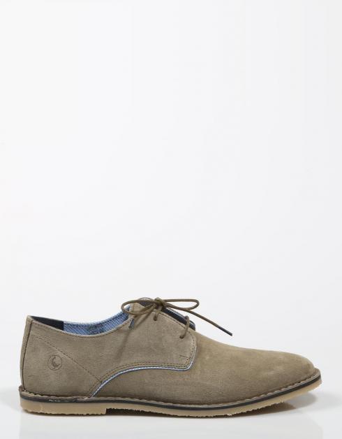 Chaussures Guerrier Oie En Kaki