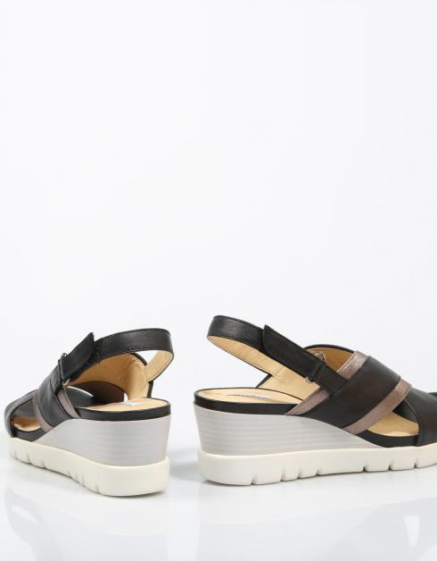 Zapatillas Geox D828AD en Negro
