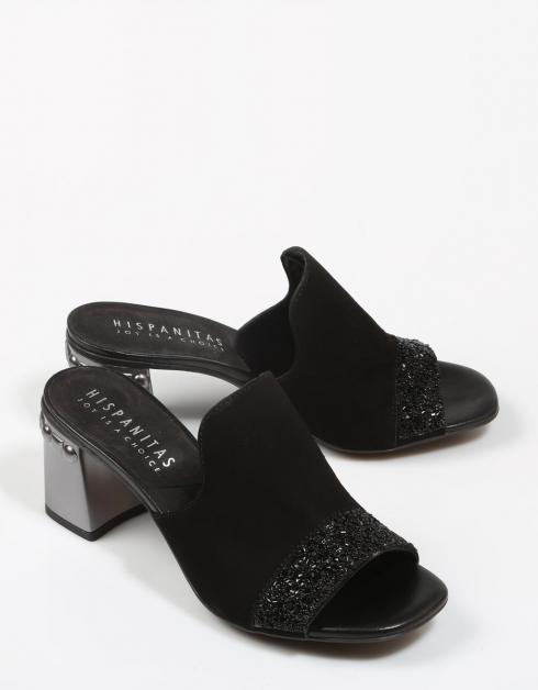 kjøpe online nye Hispanitas Sandaler I Sort Phv86838 eksklusiv iyosgl