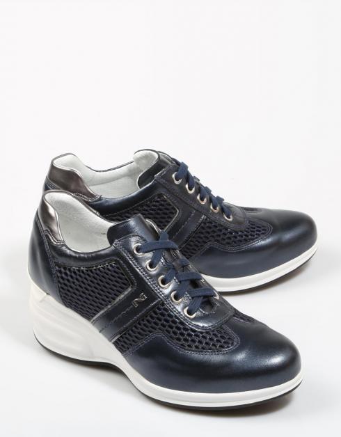 Zapatillas Nero Giardini 5072 en Azul marino