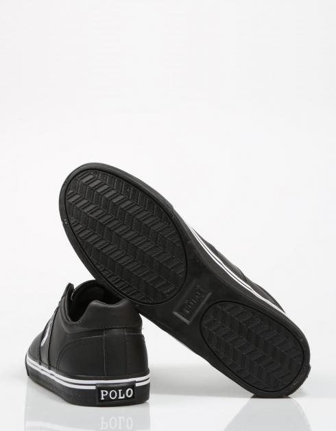 Polo Ralph Lauren Hanford Sko I Svart billig butikk tappesteder billig online rabatter billig pris rabatt 2015 nye NaIg4Og1x