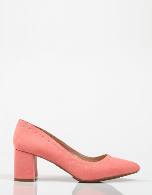 Zapatos Rebecca Hope C1338 en Rosa