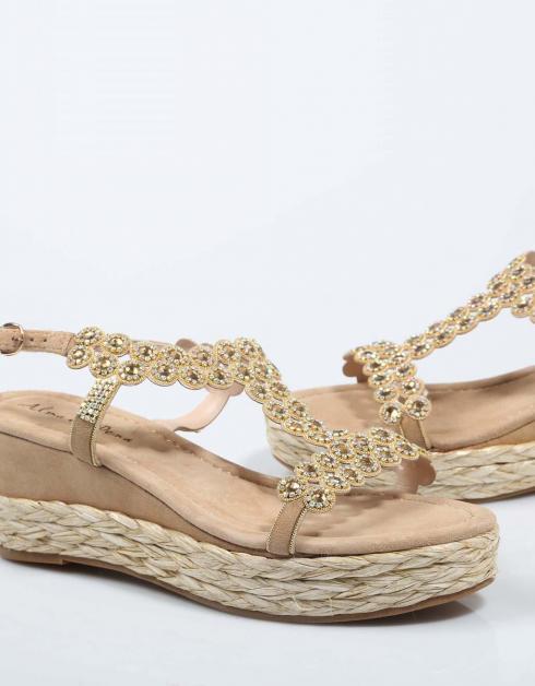 utløp klassiker billig salg CEST Banshee 402 Sandaler I Taupe Kostnaden for salg 1dGGA