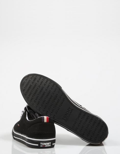 Zapatillas Tommy Hilfiger Tommy Jeans Tekstil Sneaker En Neger by på vVpSfPn3