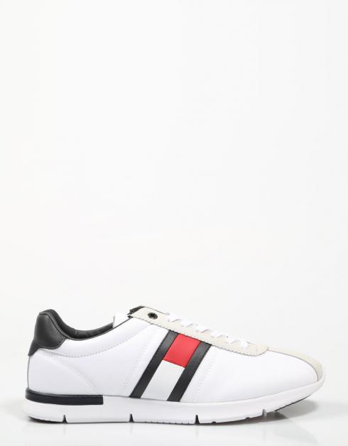 best-seller à vendre acheter sortie Zapatillas Légère Sneaker Tommy Hilfiger En Blanco 2kGbr5by