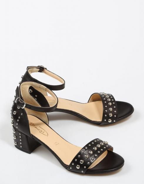 explorer acheter plus récent Bianca Di 674 Sandales En Noir nwJ7XCGj