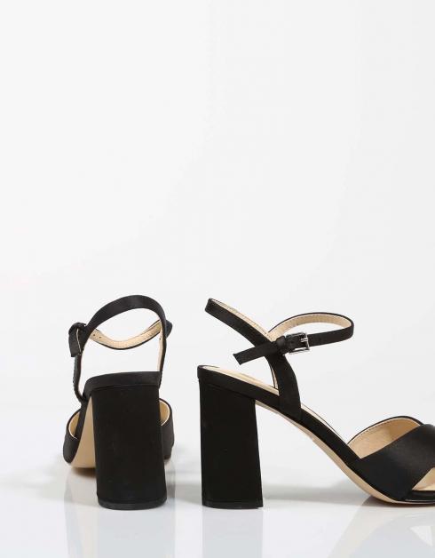 Sandalias La Strada 1703022 en Negro