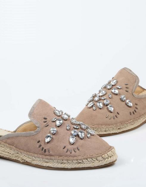 1703764 Chaussures Strada Coloris Taupe exclusif nDyj6