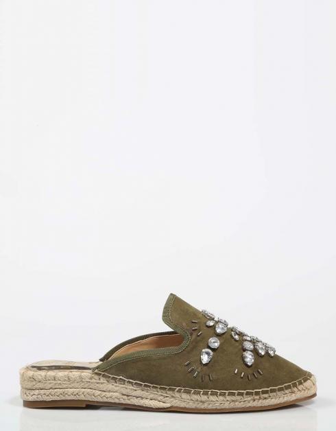 1703764 Chaussures Strada En Kaki