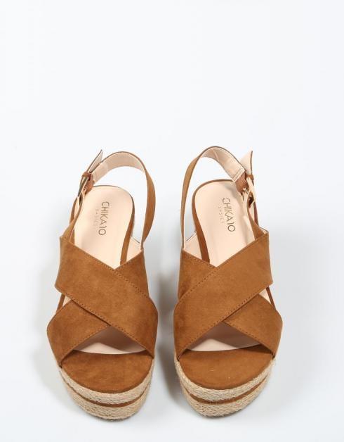 parfait à vendre Cuir Sandales Chika10 03 Fait Un Don vente fiable sneakernews libre d'expédition ebay p4mPRy