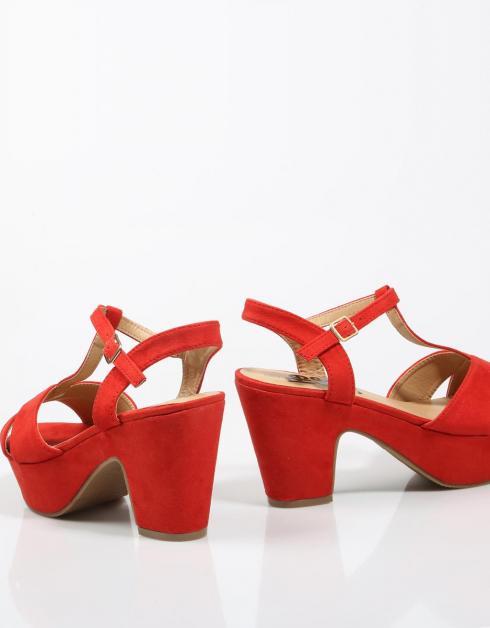 fabrikkutsalg online 064427 Røde Refresh Sandaler fabrikkutsalg billige online autentisk billig pris billig salg fasjonable rxtQ9cWj
