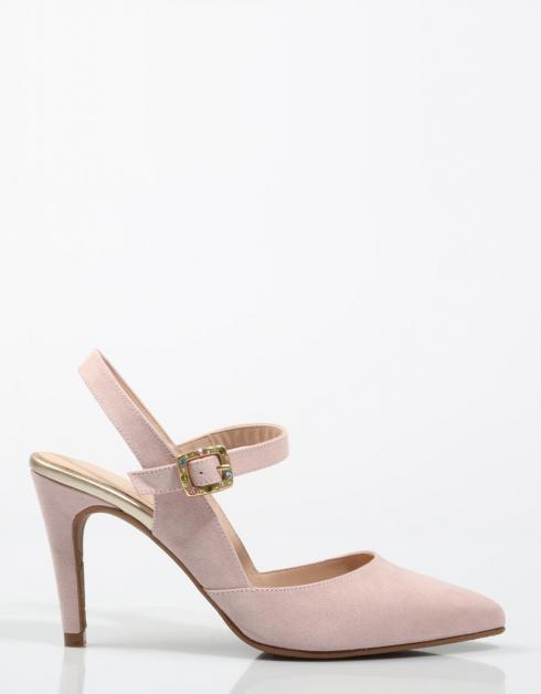 Zapatos vestir Rebecca Hope 1516 en Rosa