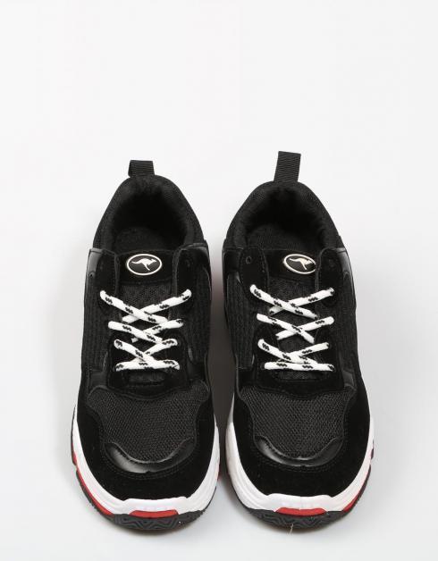 Chaussures K053 Kangourous En Noir sneakernews à vendre magasin à vendre shopping en ligne yeQwraD