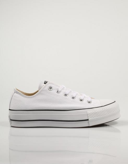 608ebaea06abd CHUCK TAYLOR ALL STAR LIFT - ZAPATILLAS - Blanco