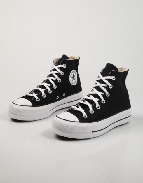 CHUCK TAYLOR ALL STAR LIFT H - ZAPATOS SPORT - Negro