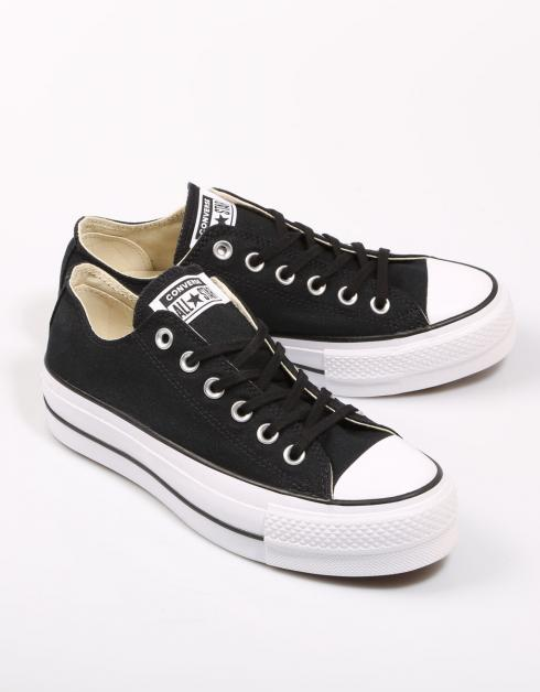 e1958e25d945f CHUCK TAYLOR ALL STAR LIFT - ZAPATILLAS - Negro