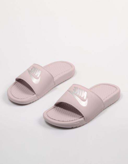 esconder Ganar control castigo  Chanclas Nike rosa mujer | Zapatos online en Mayka