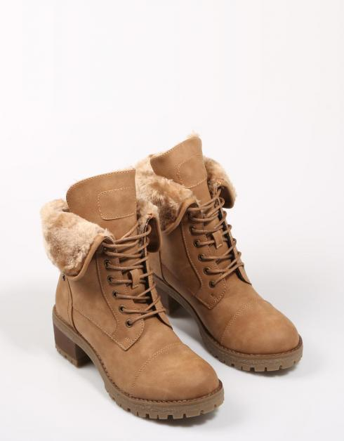 64663 - BOTINES - Taupe
