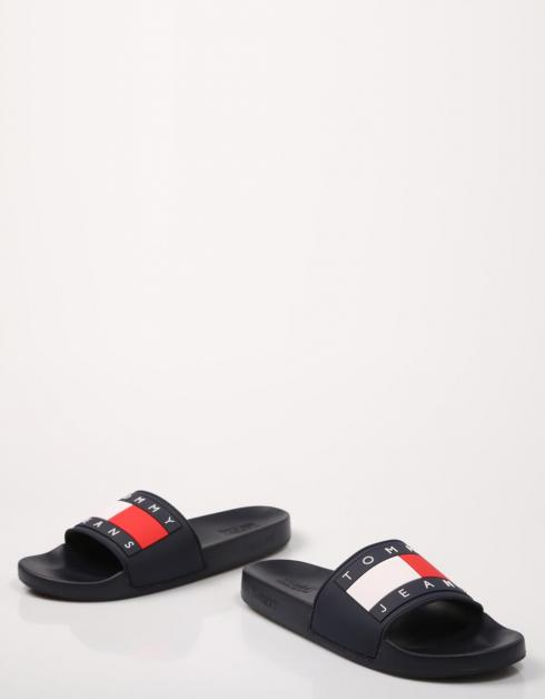 TOMMY JEANS FLAG POP SLIDE