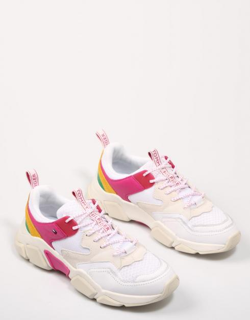 WMNS POP COLOR CHUNKY SNEAKER