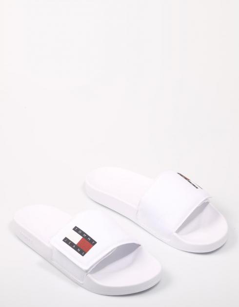TOMMY JEANS DENIM POOL SLIDE