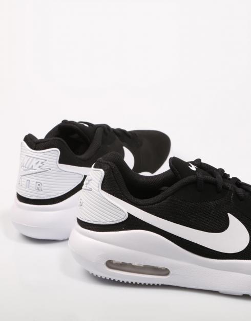 b1be0e8a71f Nike Air Max Oketo, zapatillas Negro Piel   69727