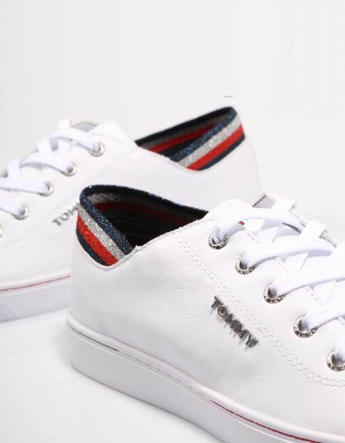 GLITTER DETAIL CITY SNEAKER