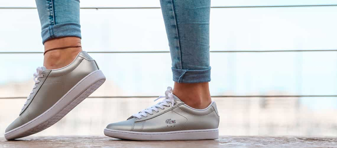 Zapatos Lacoste Mujer