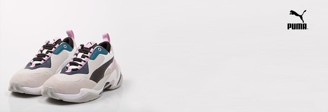 zapatillas de chica puma