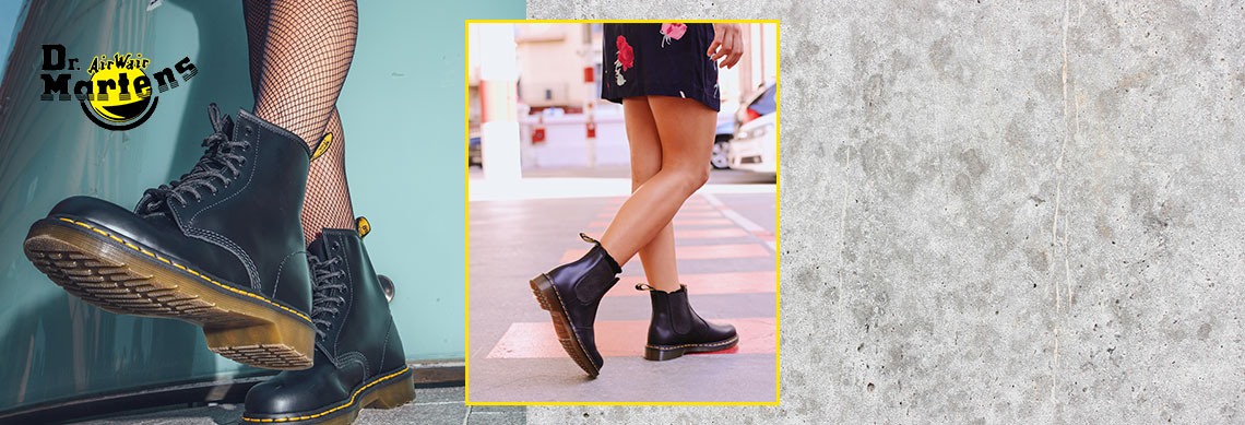 botas y oxfords Dr.Martens