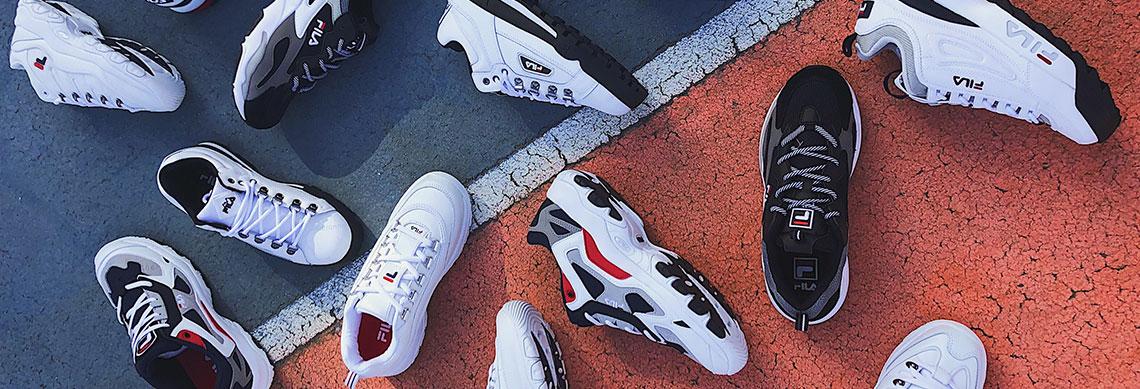 ff13bfea Fila: Las zapatillas del momento - Zapas Fila con envío gratis