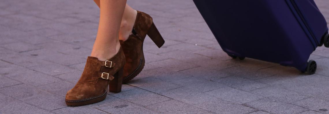Zapatos De Tacon Mujer Online