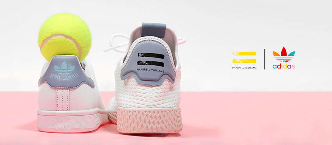 zapatillas adidas pharrell williams tennis hu